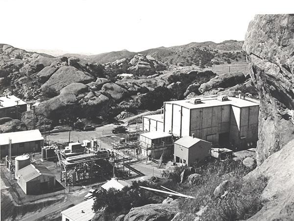 Sodium-Reactor-Experiment-in-1958