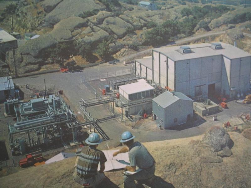 Sodium-Reactor-Experiment