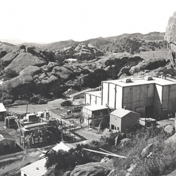 Sodium-Reactor-Experiment-in-1958